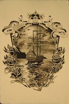 oh. my. ship tattoo. ...just different text. holy. yes.