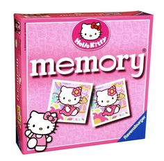 Ravensburger Hello Kitty Memory Game *** Continue to the product at the image link.Note:It is affiliate link to Amazon.