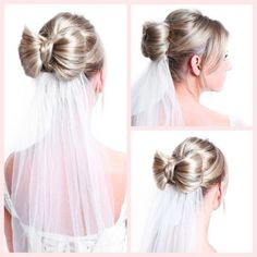 Summer Wedding Hair Styles from Sitting Pretty, featured on hitched.co.uk