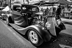 https://flic.kr/p/vdEFvS | Hot Rod | Art Deco Weekend, Miami Beach