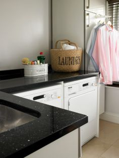 St Johns Wood Townhouse Utility Room