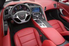 The 2016 Corvette Stingray. Just hop in.