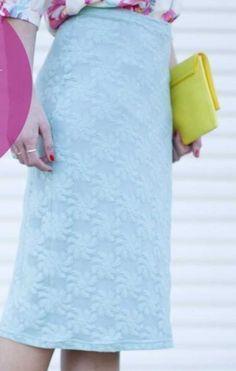 EVERYDAY SEW: ΜΙΝΤΙ ΔΑΝΤΕΛΕΝΙΑ ΦΟΥΣΤΑ Skirt Tutorial, Tutorials, Lace, Skirts, Diy, Bricolage, Racing, Skirt