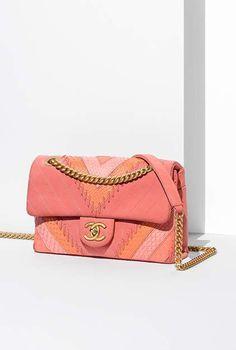 Chanel Crucero 2017 Handbags Collection