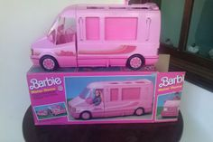 Motor Home da Barbie