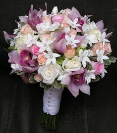 Tus ramos de novia: BOUQUETS