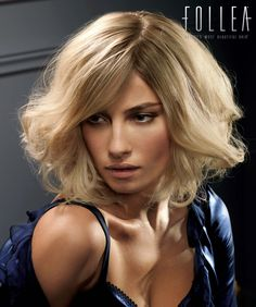 Follea 100% human hair wigs are available from Transitions Hair Australia. We provide a free, confidential consultation service in Sydney, Melbourne, Brisbane and Adelaide. Check us out at www.transitionsha..., or call 1300 427 778.