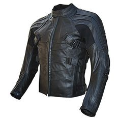 Bestzo Mens Fashion Guardian of Galaxy Real Leather Biker Jacket Burgundy
