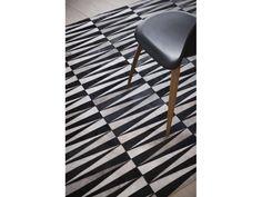 Dywan Opal Czarny 140x200 cm — Dywany Linie Design — sfmeble.pl #dywany #carpet #LinieDesign #sfmeble