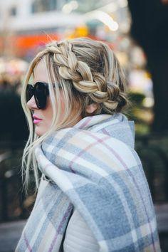 40 hairstyles meravigliosi da realizzare da sola