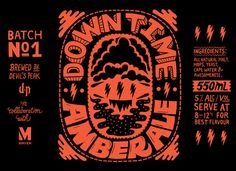 Rudi de Wet's label designs for Maven Craft Beer, which were given as gifts to Maven Agency's clients.