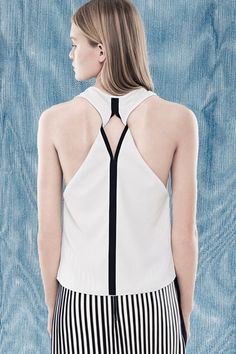 Dion Lee Resort 2015 Collection Slideshow on Style.com