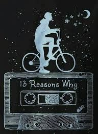 I've heard so much about the Netflix Original Series, 13 Reasons Why. Both good and bad, so I thought I would watch it for myself a. 13 Reasons Why Poster, 13 Reasons Why Reasons, 13 Reasons Why Netflix, Thirteen Reasons Why, Affiche Breaking Bad, Welcome To Your Tape, Mononoke, Spanish Projects, Cassette