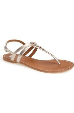 2f7a88d0dea2  Surf  Flat Sandal (Women) available at  Nordstrom. Size