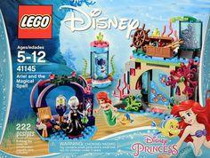 New York Toy Fair 2017 : Nouveautés Disney Princess: Premiers visuels pour deux sets très attendus des fans de la gamme Disney… #LEGO