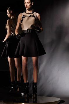 Lanvin Pre-Fall 2012 Fashion Show - Aymeline Valade