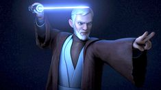 """Obi-Wan Kenobi is back. Here's what it means for the Star Wars saga.  <i>Warning: This post contains spoilers for the</i> Star Wars: Rebels <i>episode """"Twin Suns.""""</i><p>From a certain point of view, Obi-Wan Kenobi sits at the very center of the entire Star Wars saga.<p>Dead or alive, Kenobi is the only human character who shows his face in every episode of the original and prequel …  http://mashable.com/2017/03/20/obi-wan-returns-rebels/"""