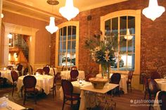 Housed in a renovated historic French-Creole building, the restaurant strikes an imposing yet warm presence. It's all high ceilings and sparkling ...
