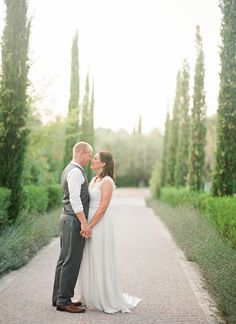 Photography: Brosnan Photographic - brosnanphotographic.com  Read More: http://www.stylemepretty.com/destination-weddings/2015/04/28/french-riviera-wedding-at-chateau-diter/