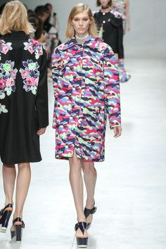 Carven Spring 2014 Ready-to-Wear Collection on Style.com