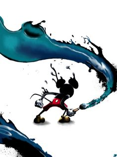 Epic Mickey.
