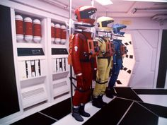 Say; Hello Spaceman: A Space Odyssey-2001