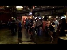 Hicktown Line Dance - YouTube