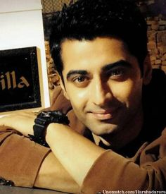 Harshad Arora (born c. 1989) is an Indian model and television actor. Born in Delhi, India, he started his career with modeling in Delhi. like : http://www.Unomatch.com/Harshadarora/