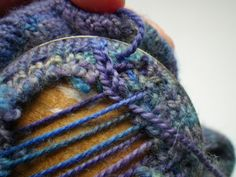 When I set out to teach myself to darn I found a few videos on YouTube and justwent for it. What I was learning was a basic darning method in which a woven patch is formed to fill the hole. I was …