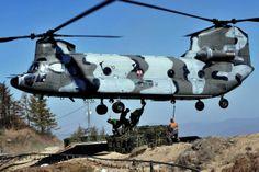 CH47 Chinook - Republic of Korea