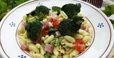Cavatelli con broccoletti, pancetta e pomodorini-Dolci Passioni | Dolci Passioni