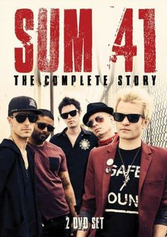 Interview with Cone McCaslin of Sum 41 Emo Bands, Music Bands, Rock Bands, Artists On Tour, Music Artists, Judas Priest, Iron Maiden, Heavy Metal, Deryck Whibley