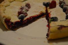 Sweet Little Things by Isabel Castro: Tarte de mirtilos e framboesas