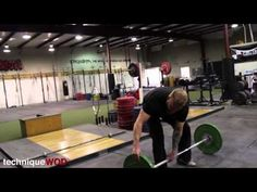 ▶ How to Perform Clean and Snatch Deadlifts and Pulls - Technique WOD 87 - YouTube