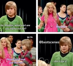 Suite Life of Zach and Cody