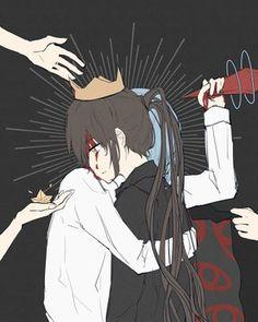 Sad Anime, Manga Anime, Anime Art, Manhwa, Anime Kitten, Fairy Tail Pictures, Punch Man, Best Waifu, Demon Slayer