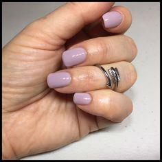 Bio Sculpture gel nails in 153 'Marilyn'