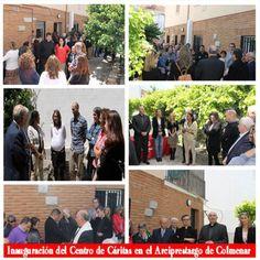 Nuevo Centro de Cáritas en Colmenar Vicaría VIII  #ConstruyendoEspaciosdeEsperanza Nuevo