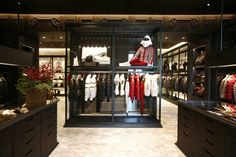Moncler store by Gilles & Boissier, Istanbul
