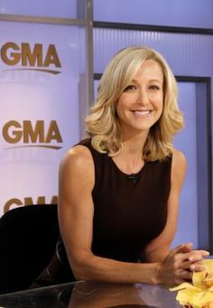 Lara Spencer from GMA
