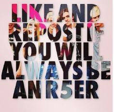 I will always be an r5er