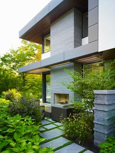 Toronto Residence by Belzberg Architects
