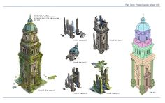 ArtStation - Project the day concept art , Red Hong