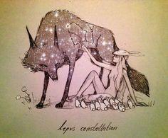 (otra) ¡Constelación de lunares! (by Chiara Bautista)