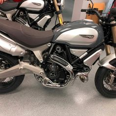 We have two 2018 Ducati Brand New and Heavily Discounted  2018 Ducati Scrambler 1100 3 Riding Modes Variable Traction ABS  Was $12,995.00 Now $7,499.00  2018!Ducati Scrambler 1100 Special Wire Wheels  Was $14,295.00 Now $ 8,499.00