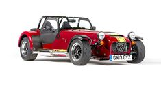 "The Seven 620 R is listed by Caterham as being the fastest road car they've ever made - and the only reason they stipulated ""road car"" is because they Caterham Cars, Caterham Seven, Lotus 7, Book Value, Used Cars, Cars For Sale, Jeep, Antique Cars, Ford"