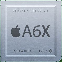 Apple to Give TSMC A Trial Production of A6X Chip As Apple Cuts Ties With Samsung