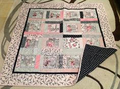 My Paris quilt.