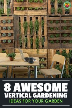 Vertical gardening is awesome. And these vertical gardening ideas are even more awesome. Be awesome and get inspired. Vertical gardening is awesome. And these vertical gardening ideas are even more awesome. Be awesome and get inspired. Gardening For Beginners, Gardening Tips, Hydroponic Gardening, Amazing Gardens, Beautiful Gardens, Organic Gardening, Urban Gardening, Urban Farming, Indoor Gardening