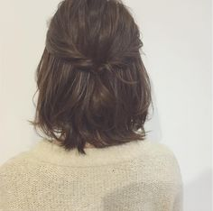 Bad Hair, Hair Day, Vintage Hairstyles, Pretty Hairstyles, Hairstyle Short Hair, Medium Hair Styles, Curly Hair Styles, Aesthetic Hair, Hair Looks